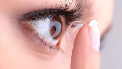 Photo of No need to wear contact lenses or glasses: